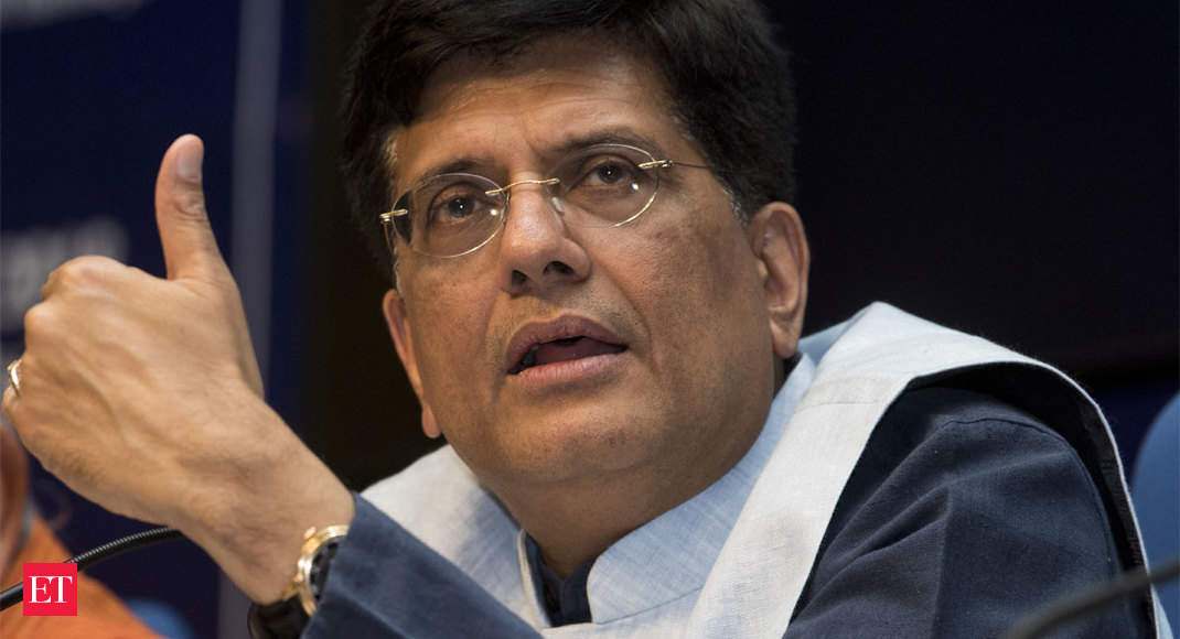 Cost of carrying freight likely to be reduced with 2 new dedicated freight corridors: Piyush Goyal