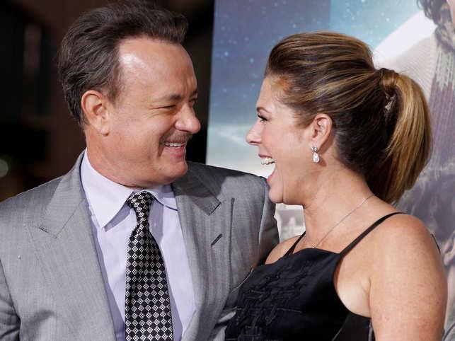 Tom Hanks and his wife Rita were tested positive for coronavirus in Australia.