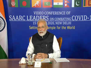 India to contribute $10 mn for COVID-19 emergency fund, says PM Modi at SAARC