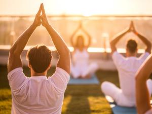 Harvard Medical School recommends yoga, meditation to deal ...