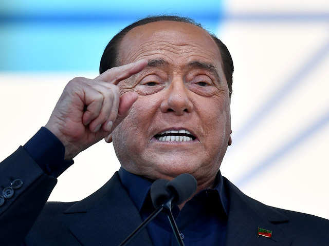 No woman, more cry: Dr D has some wisdom for Berlusconi's lady troubles