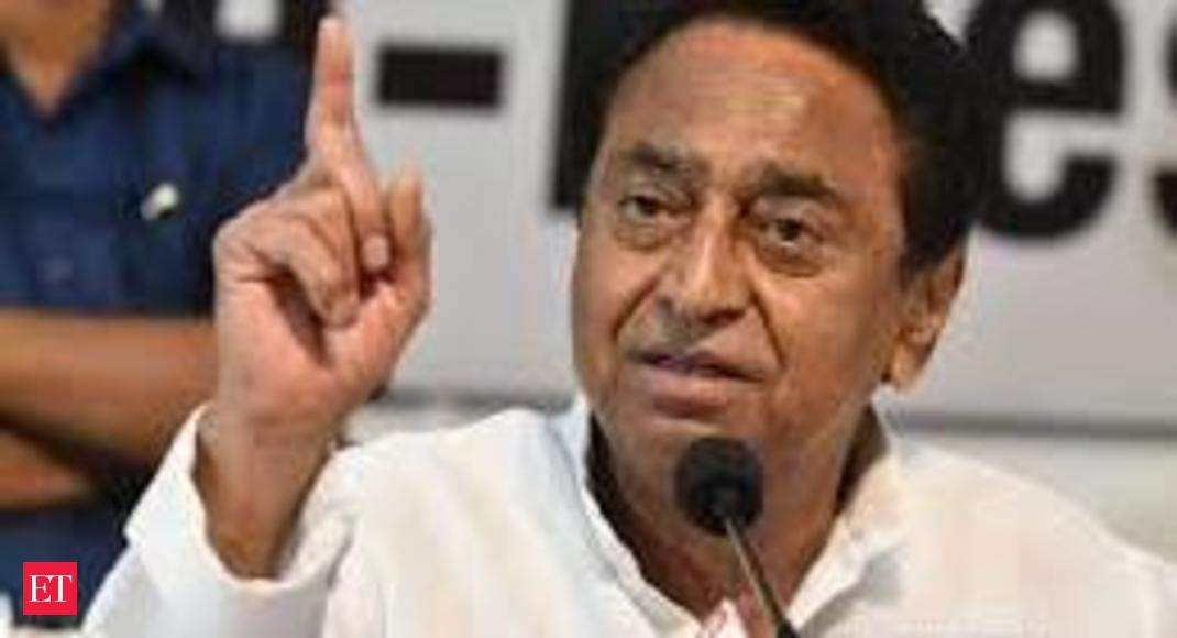 View: Let there be a vote of no confidence against Kamal Nath; No call for the CM to prove his majority