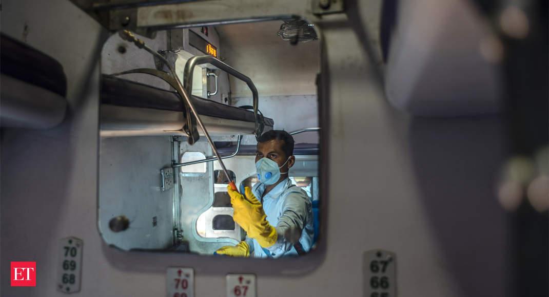 Coronavirus outbreak will set back India's growth recovery thumbnail