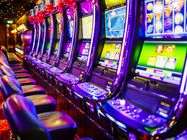 culinary union: Empty slot machines, deserted blackjack tables: Life comes  to halt in Las Vegas as casinos close over virus - The Economic Times