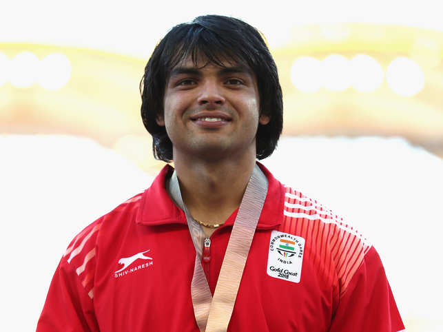 Chopra's idol is the Czech javelin thrower Jan Zelezny, who holds the world record in the sport (98.48 metres).