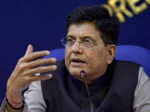 No timeline fixed for release of e-commerce policy: Piyush Goyal