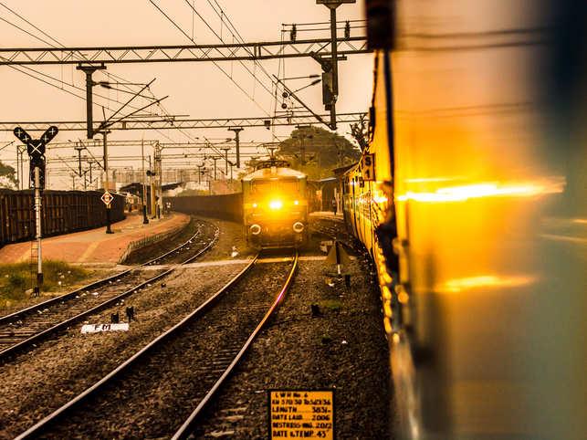 WONDERS OF THE RAILWAY: The grand KK Choudhary CSMT station in Mumbai dates back to 1878.
