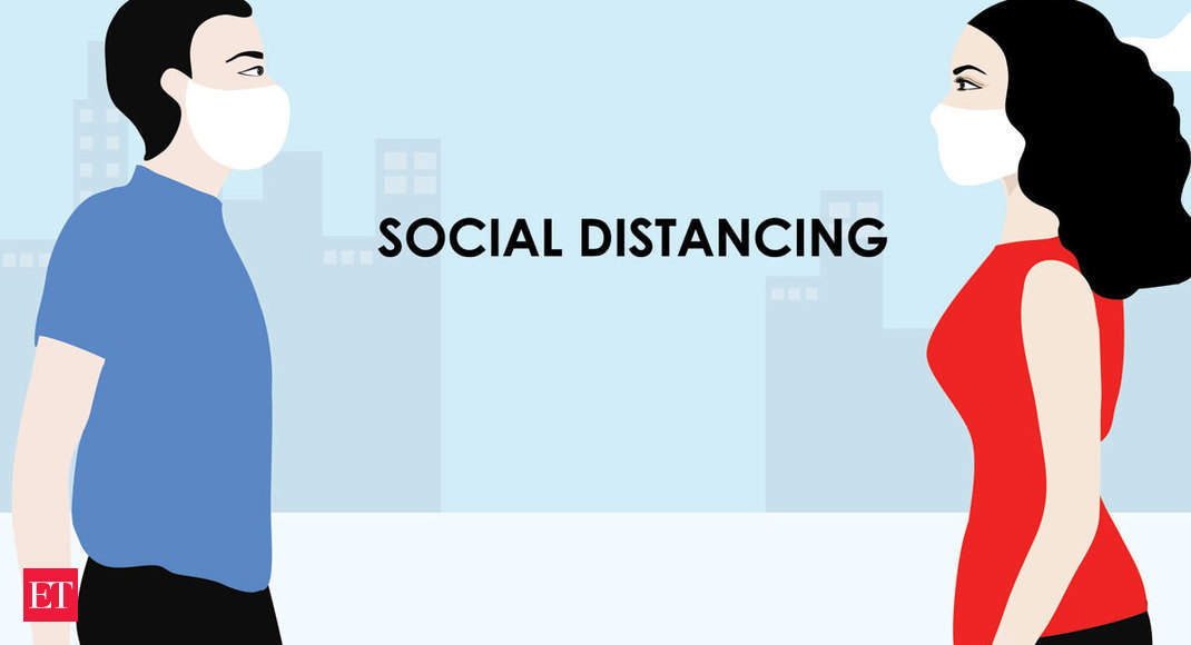 Social Distancing: What's the Right Distance?