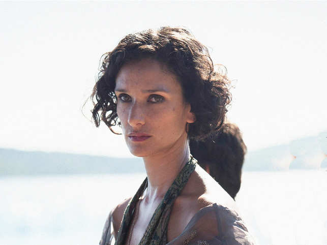 """Indira Varma was starring in the modern take of Anton Chekhov's play """"The Seagull"""" in London's West End which is on hold due to the pandemic. """