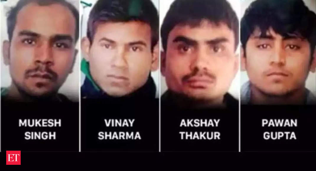 Nirbhaya case latest news today: Nirbhaya case: 4 gangrape convicts hanged to death in Tihar Jail