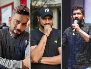 Virat Kohli, Harbhajan Singh bat for 'Janta curfew', Yogeshwar Dutt & other sports stars laud PM Modi's call
