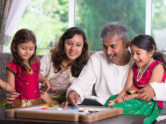 Finding family time during a pandemic - Be vigilant | The Economic Times