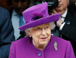 In coronavirus era, Queen says we'll find new ways to stay in touch