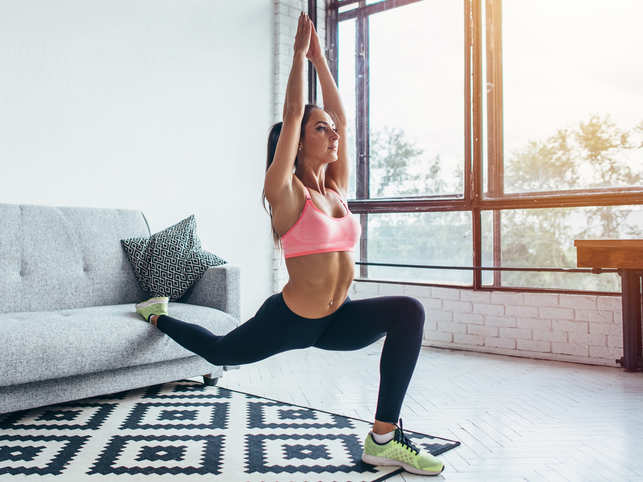 In the time of coronavirus when it's advisable to maintain at least three feet of distance from anyone, a home gym offers the safest workout.