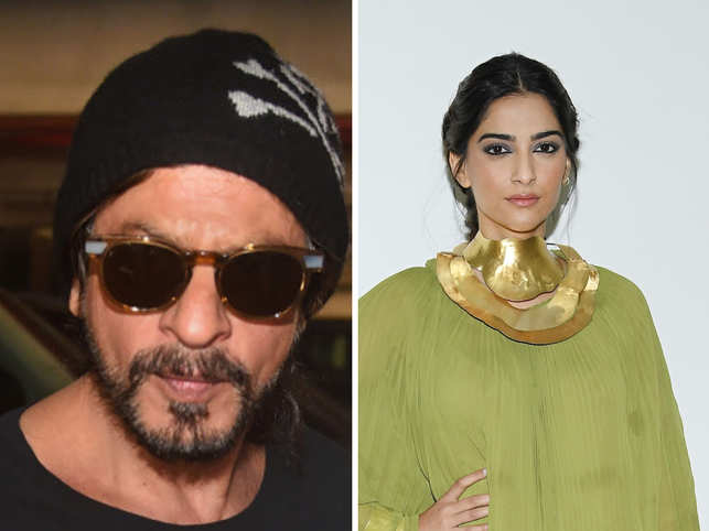 While SRK shared a video to spread awareness, Sonam came to Kanika Kapoor's defence.