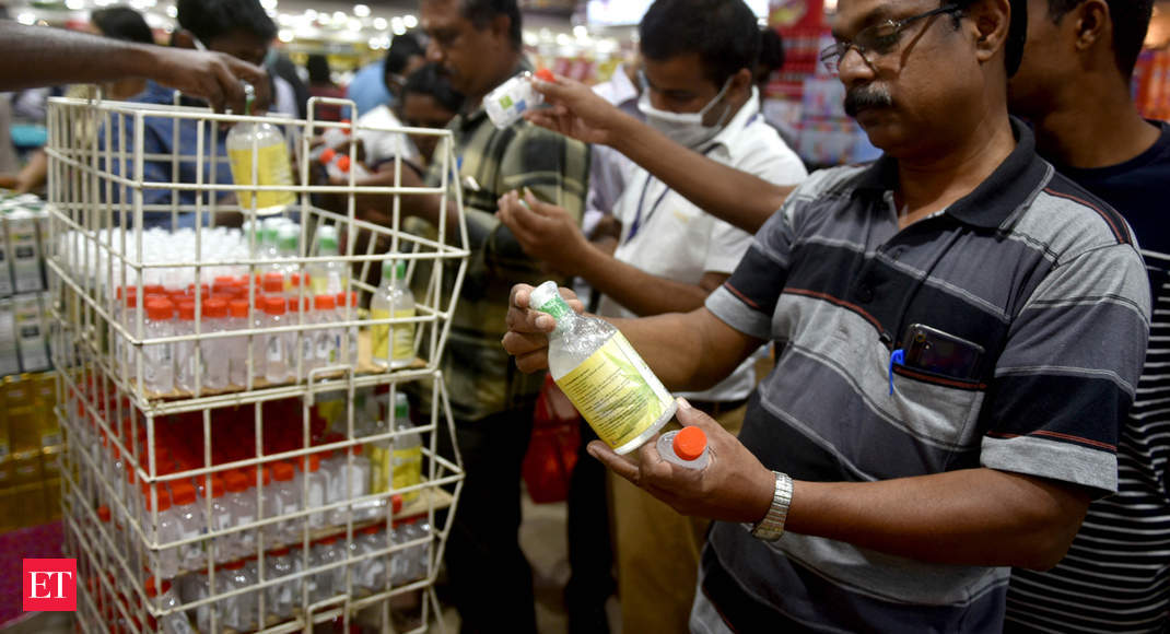 Hand sanitiser price: FMCG makers reduce hand sanitiser prices amidst COVID-19 scare