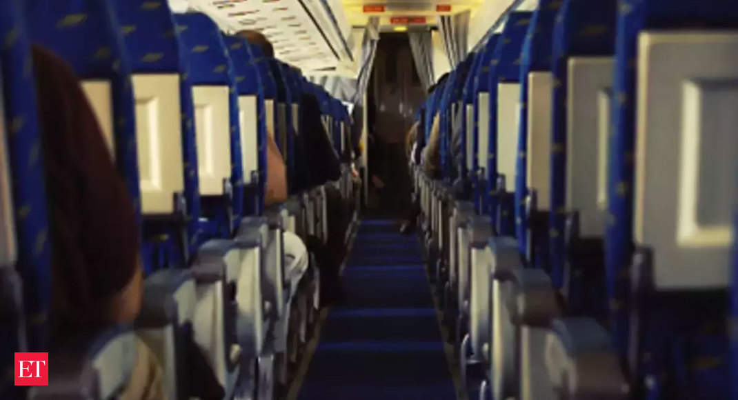 DGCA asks airlines to keep seats between passengers empty
