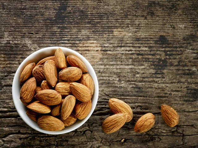 Is the self-quarantine making you hungry all the time? Snacking on almonds may help