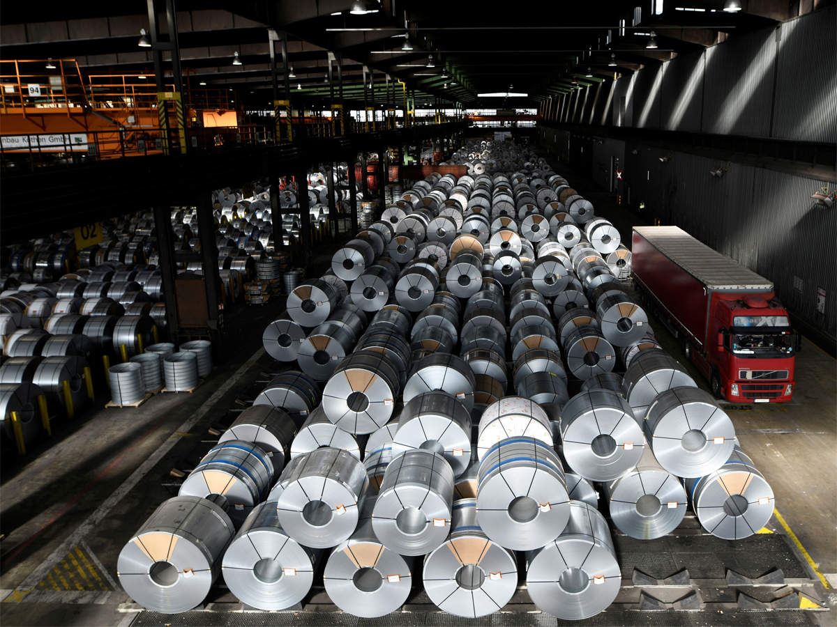 steel: Latest News & Videos, Photos about steel   The Economic Times