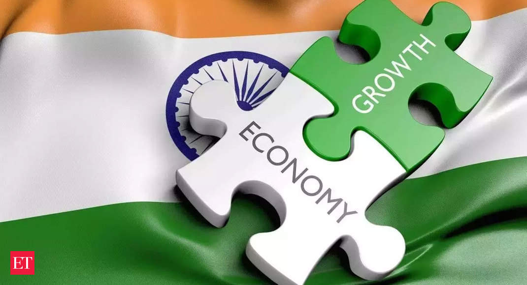 View: India's virus-stricken economy is in a dire need of a vaccine - Economic Times thumbnail