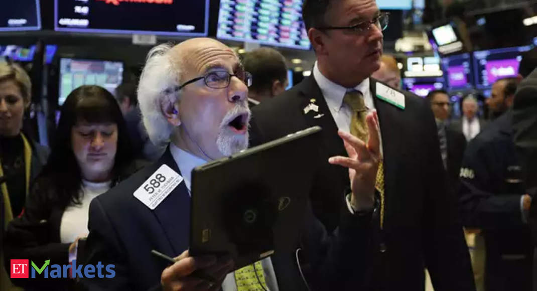 Dow soars over 11% in strongest one-day performance since 1933 - Economic Times thumbnail