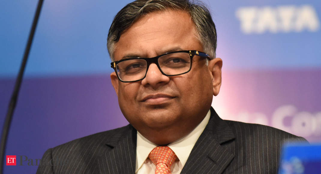 'AI not only for elite': N Chandrasekaran feels teaching digital easier than math, reading and writing