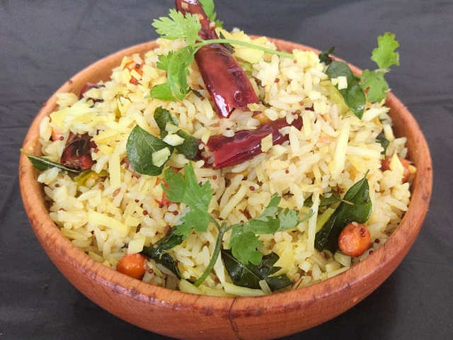 Share the love with a delectable Mavinakayi Chitranna recipe as you stay home this Gudi Padwa
