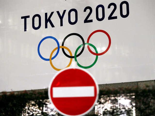 Tokyo Olympics postponed over coronavirus pandemic - Olympics 2020  postponed!   The Economic Times