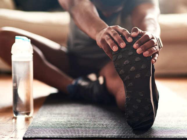 fitness home_iStock