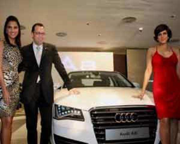 Luxurious Audi A8 L Launched In India The Economic Times Video