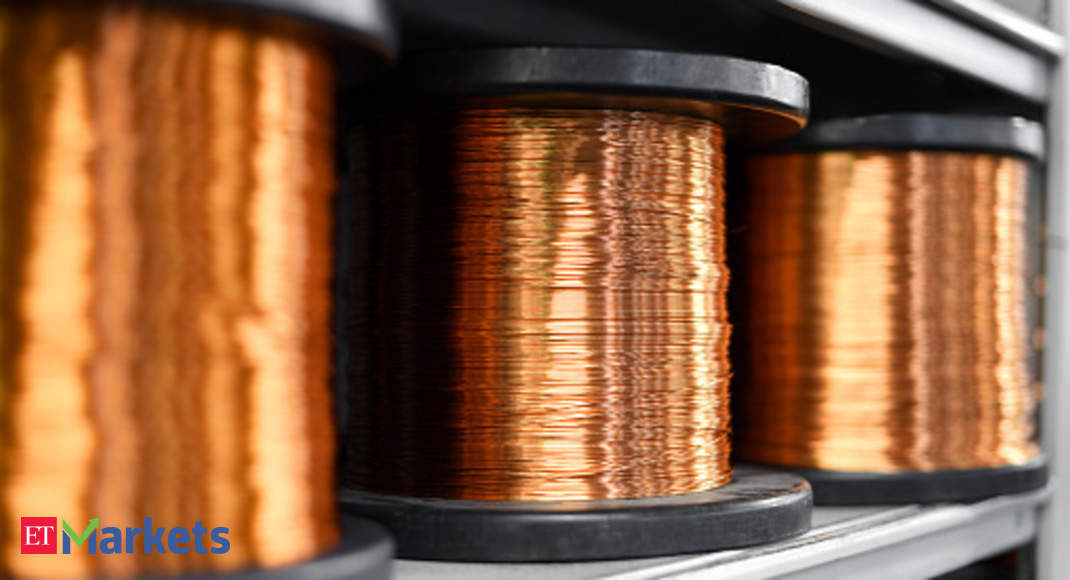 London copper eases from recent hikes as demand threat lingers