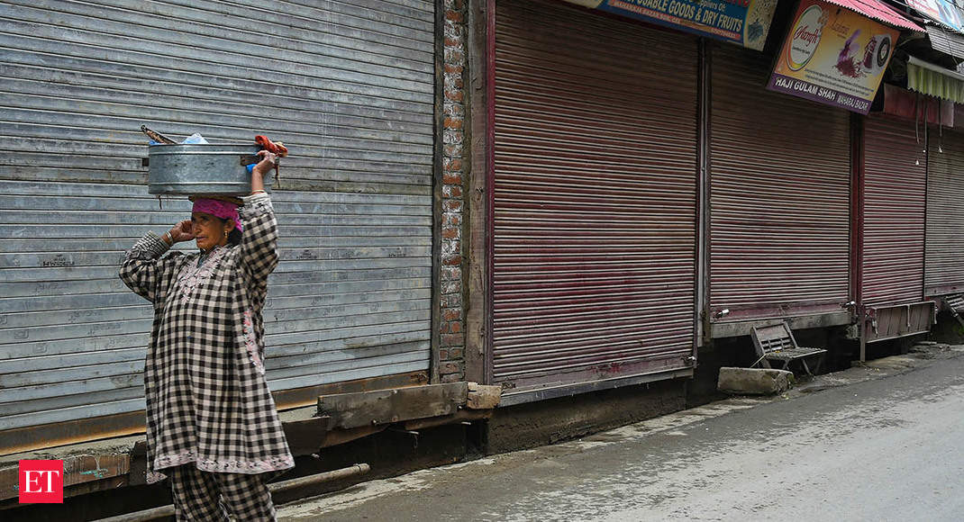 coronavirus kashmir cases: Restrictions intensified in Kashmir following detection of 4 more COVID-19 cases; total no. 11