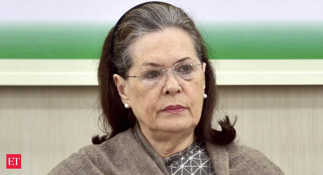 Congress Chief Sonia Gandhi writes to PM Modi, voices support to coronavirus lockdown