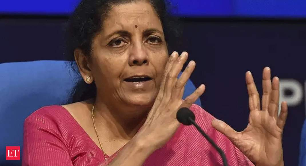 Nirmala Sitharaman announcement today: FM Nirmala Sitharaman announces Rs 1.7 lakh crore relief package for poor