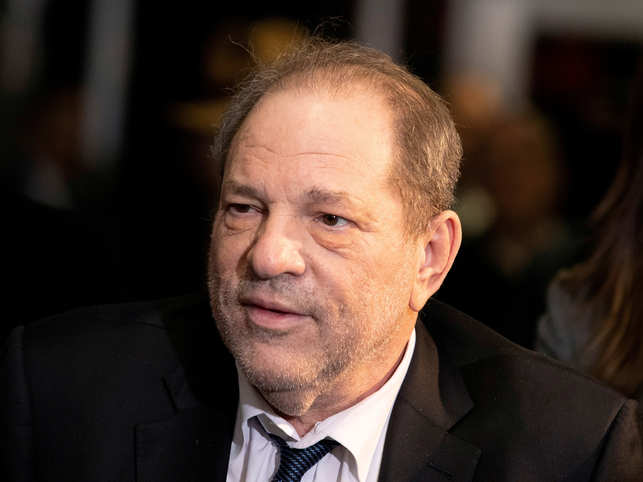 """""""Harvey Weinstein is over the hump and just mending,"""" a source revealed. """