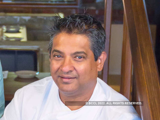 """After winning the culinary competition television show """"Top Chef Masters"""" in 2011, Floyd Cardoz became a celebrity son of India."""