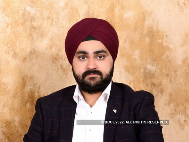 Avneet Singh believes social distancing is the need of the hour and one should take responsibility for the same.