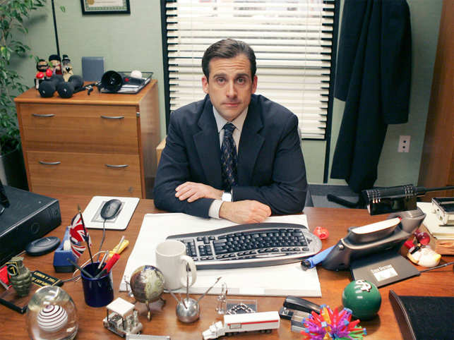 "Fans believed that Steve Carell left ""The Office"", one of the most popular comedy shows ever, voluntarily"