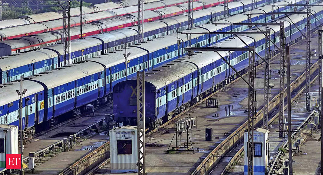 coronavirus updates: Northern Railways conducting study to use train coaches as COVID-19 isolation wards