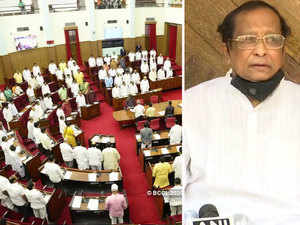 Covid-19 scare: Entire staff of Odisha Assembly quarantined