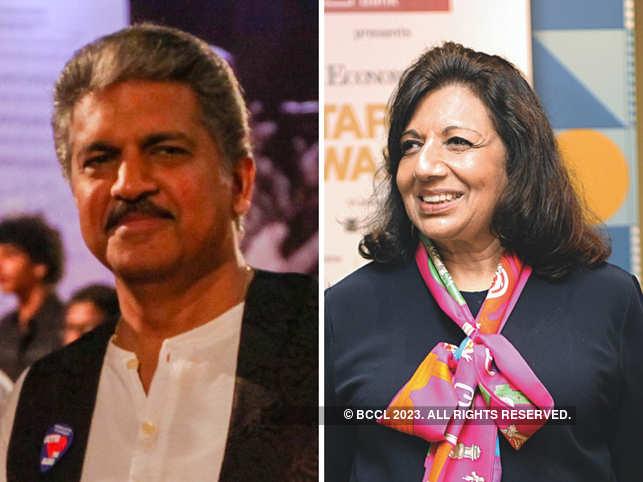 Minal Dakhave Bhosale' brave story stole Anand Mahindra and Kiran Mazumdar-Shaw's hearts.