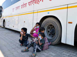 India lockdown: UP govt to transport migrant workers to their respective homes in 1000 buses