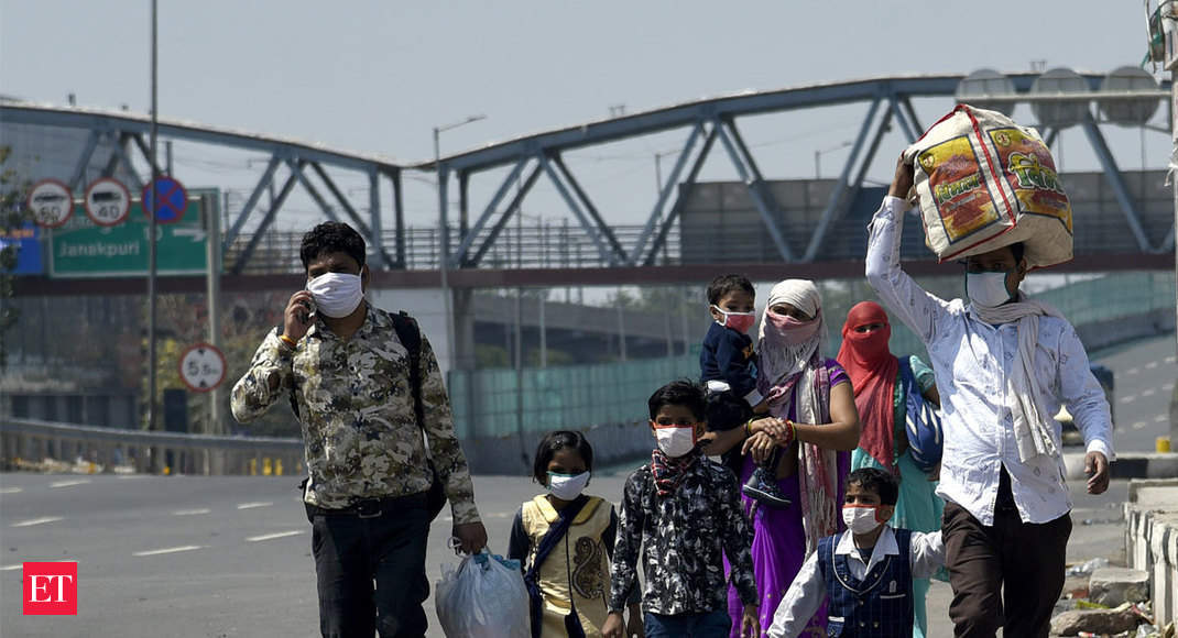coronavirus impact: No house rent from migrant labourers, workers for one month: Noida admin