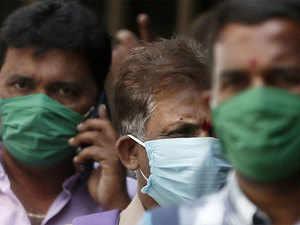 Masks---Reuters