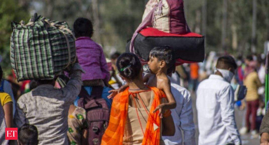 Walking from Delhi to MP, man dies in Agra