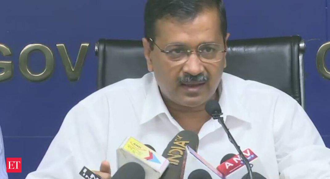 Kejriwal appeals to migrant workers not to leave for native places