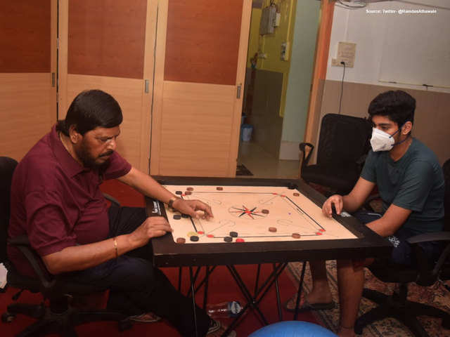 Family time is Athawale's mantra