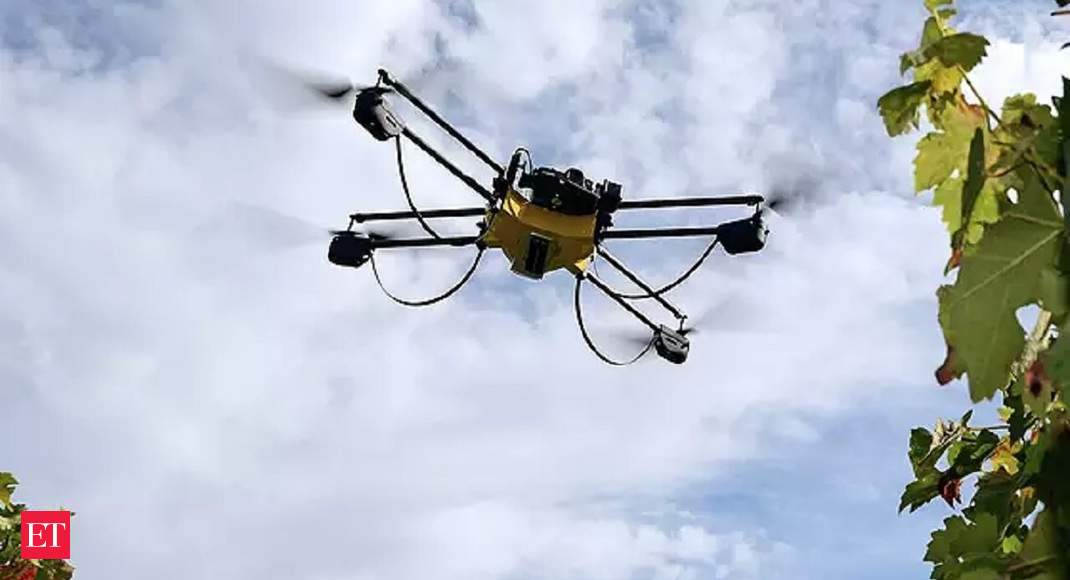 Drones could be potential game changers in fight against Covid-19