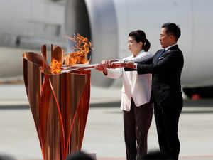 olympics reuters
