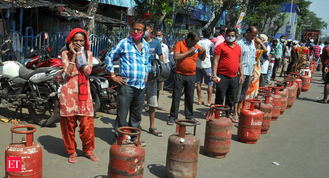 Home cooking during coronavirus lockdown pushes up LPG demand